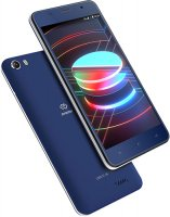 Смартфон Digma Linx X1 3G Dark Blue (LS4050MG)