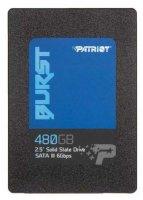 Твердотельный накопитель Patriot Burst (PBU480GS25SSDR)