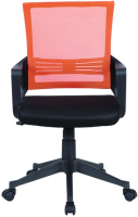 BRABIX BALANCE MG-320 BLACK/ORANGE (531832)