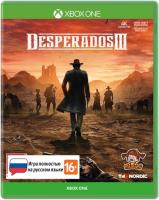 игра для приставки sony ps4 kingdom hearts iii стандартное издание Игра для Xbox One THQ Nordic Desperados III Стандартное издание