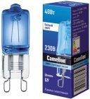 Галогенная лампа Camelion G9 40W Cool