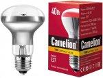 Лампа накаливания Camelion 40/R63/E27