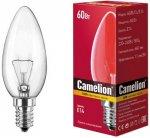 Лампа накаливания Camelion 60/B/CL/E14