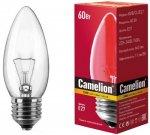 Лампа накаливания Camelion 60/B/CL/E27