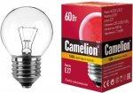Лампа накаливания Camelion 60/D/CL/E27