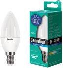 Светодиодная лампа Camelion LED12-C35/865/E14