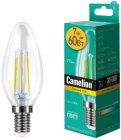 Светодиодная лампа Camelion LED7-C35-FL/830/E14
