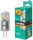 Светодиодная лампа Camelion LED3-G4-JD-NF/830/G4