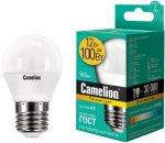 Светодиодная лампа Camelion LED12-G45/830/E27
