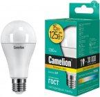 Светодиодная лампа Camelion LED15-A60/830/E27