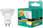 Светодиодная лампа Camelion LED7-GU10/830/GU10