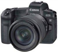 Системный фотоаппарат Canon EOS R RF 24-105 F4-7.1 IS STM