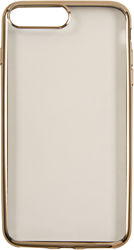 "Электроника Чехол Red Line iBox Blaze iPhone 7 Plus/8 Plus (5.5""), золотая рамка (УТ000009720) Высокое"
