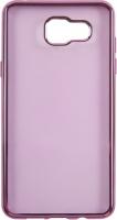 Чехол Red Line iBox Blaze для Samsung Galaxy A5 (2016), розовая рамка (УТ000009688) аксессуар чехол для samsung galaxy a5 2016 borasco silicone transparent