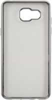 Чехол Red Line iBox Blaze для Samsung Galaxy A5 (2016), серебристая рамка (УТ000009689) аксессуар чехол для samsung galaxy a5 2016 borasco silicone transparent