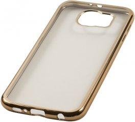 Чехол для смартфона Чехол Red Line Ibox Blaze Для Samsung Galaxy S6, Золотая Рамка (Ут000009705) Москва
