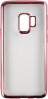 Чехол Red Line iBox Blaze для Samsung Galaxy S9, розовая рамка (УТ000014488) чехол ibox для samsung galaxy a41 blaze silicone black frame ут000020479