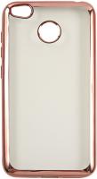 Чехол Red Line iBox Blaze для Xiaomi Redmi 4X, розовая рамка (УТ000011497)