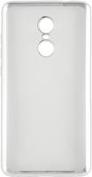 Чехол Red Line iBox Blaze для Xiaomi Redmi Note 4X, серебристая рамка (УТ000012821)