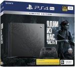 Игровая приставка PlayStation 4 Pro 1TB Special Edition + Одни из нас. Часть II (CUH-7208B)