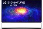 """Ultra HD (8K) OLED телевизор 88"""" LG OLED88ZX9LA + тумба"""