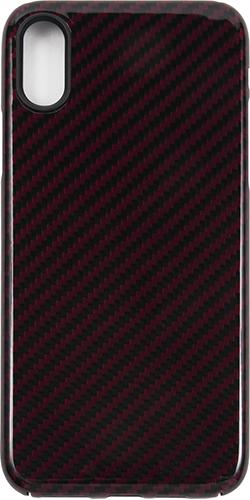 Чехол для смартфона Чехол Barn&Hollis Carbon для iPhone XS High Gloss Red (УТ000020722) Москва