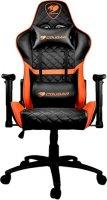Геймерское кресло Cougar Armor One Black/Orange (3MARONXB.0001)