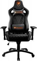 Геймерское кресло Cougar Armor S Black (3MASBNXB.0001)