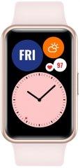 Объявления Отзывы о Huawei Watch Fit Rose Gold (Stia-B09) Спасск