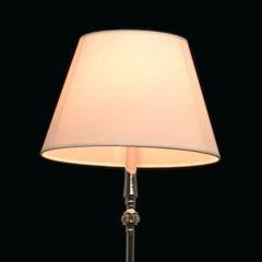 """Все для дома Напольный Светильник Mw-Light """"Аврора"""" 1X40W E27 (371044001) Белый"""