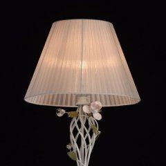 """Все для дома Напольный Светильник Mw-Light """"Букет"""" 1X40W E27 (421044901) Белый"""