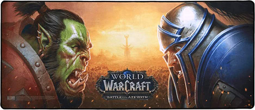 Игровой коврик Blizzard World of Warcraft Battle for Azeroth (B62933)