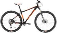 """Горный велосипед Stark Krafter 29.8 HD SLX 20""""/2020, черный/оранжевый (H000016241)"""