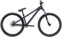 Городской велосипед Stark Pusher-2 S/2020, черный/серый (H000014184)