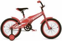 Велосипед детский Stark Tanuki 14 Boy 2020, красный/белый (H000015180)