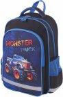 Рюкзак школьный Пифагор Monster Truck (228820)