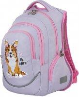 Рюкзак школьный Brauberg Special Corgy Dog (228835)