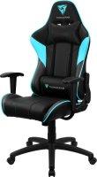 Геймерское кресло THUNDERX3 EC3 Air Black/Cyan