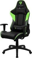 Геймерское кресло THUNDERX3 EC3 Air Black/Green