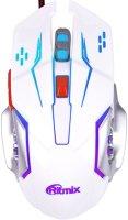 Мышь проводная Ritmix ROM-355 White