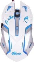 Мышь проводная Ritmix ROM-360 White