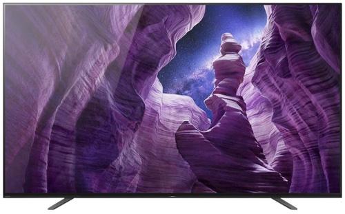 """Ultra HD (4K) OLED телевизор 55"""" Sony KD-55A8"""