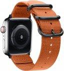 Ремешок TFN Canvas Band для Apple Watch 38/40мм, оранжевый (TFN-WA-AWCB40C06)