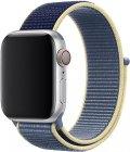 Ремешок TFN Nylon Band для Apple Watch 38/40мм, синий океан (TFN-WA-AWNB40C50)