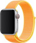 Ремешок TFN Nylon Band для Apple Watch 38/40мм, светло-желтый (TFN-WA-AWNB40C58)