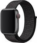 Ремешок TFN Nylon Band для Apple Watch 42/44мм, черный (TFN-WA-AWNB44C16)