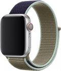 Ремешок TFN Nylon Band для Apple Watch 42/44мм, хаки (TFN-WA-AWNB44C56)