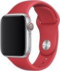Ремешок TFN Silicone Band для Apple Watch 42/44мм, красный (TFN-WA-AWSB44C14)