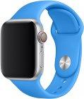 Ремешок TFN Silicone Band для Apple Watch 42/44мм, голубой (TFN-WA-AWSB44C29)
