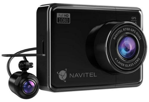 Автомобильный видеорегистратор Navitel R700 GPS Dual